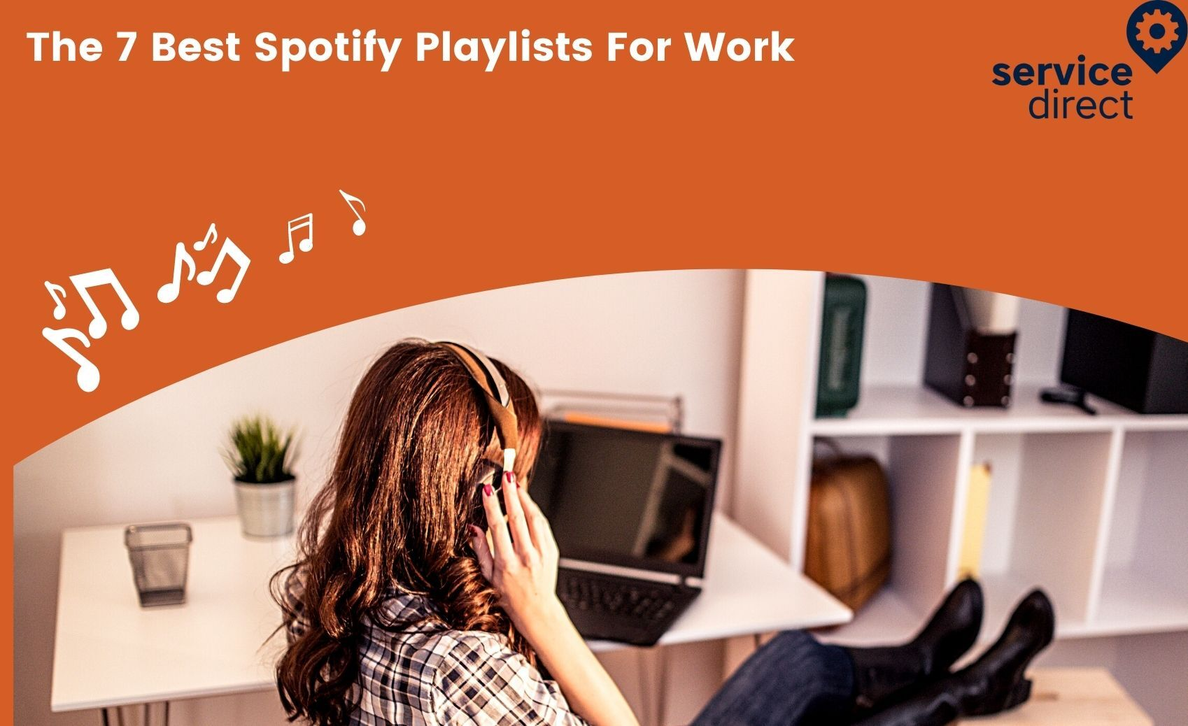 The 7 Best Spotify Playlists For Work