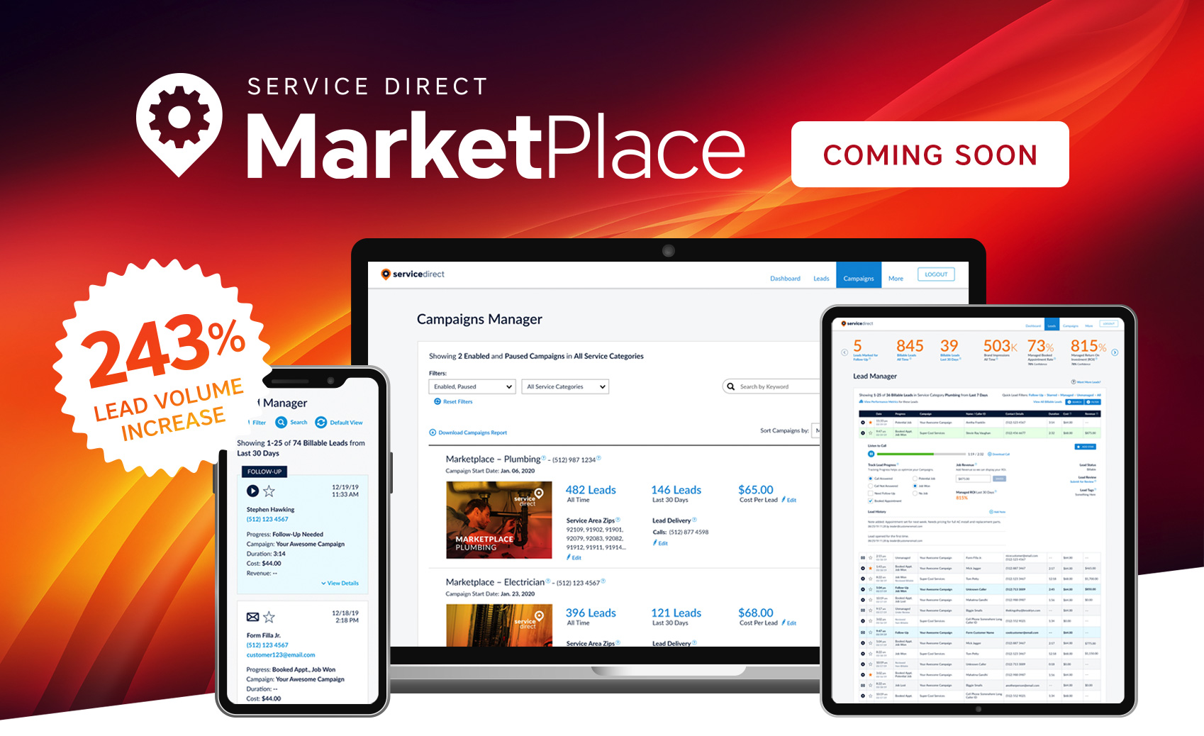 Introducing Service Direct Marketplace