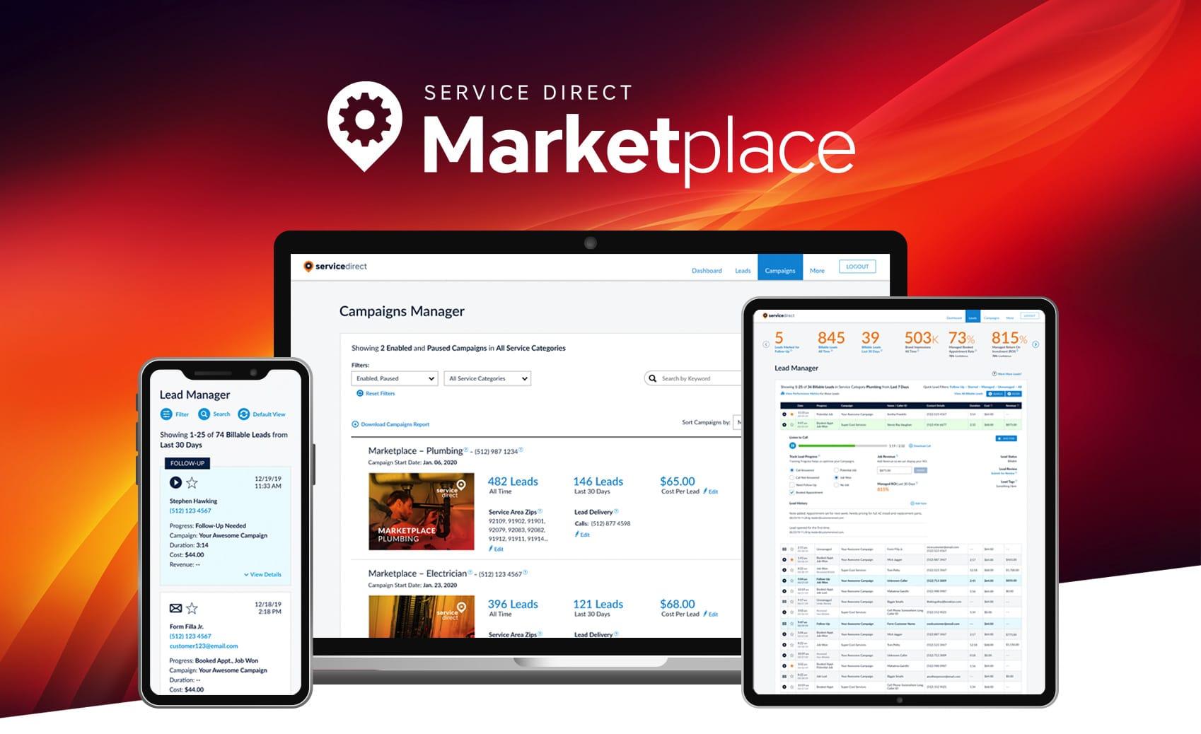 Service Direct Marketplace