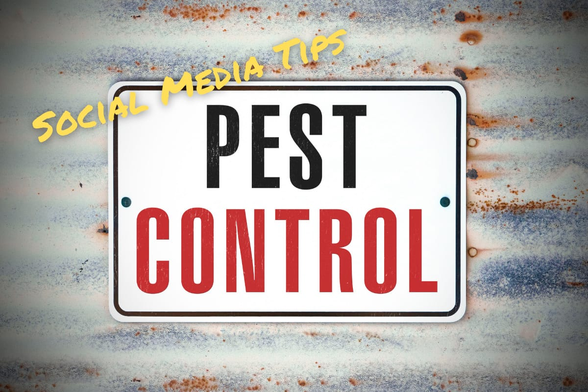 Pest Control online marketing tips image