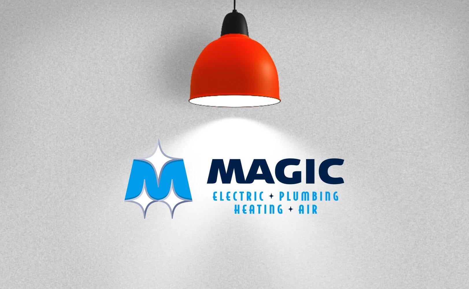 Service Direct online lead generation Magic electric, plumbing, heating, air customer spotlight